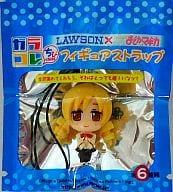 Mami Tomoe Color collection mini Figure Chibi LAWSON× PUELLA MAGI MADOKA MAGICA Figure Strap