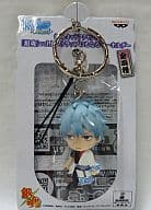 Gintoki Sakata Mini Character Accent GINTAMA Vol. 1 Key Holder that can also be used as a strap 「 GINTAMA' 」