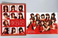 4番:集合 ドレス衣装版ポスターケース 「一番くじ AKB48~クリスマスプレゼント~」 ドレス衣装版ポスターケース賞