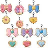 """All 6 types set """"Charm Patisserie Sailor Moon Cookie Charm"""""""