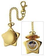 Starry Sky Orgo-type Pocket Watch 「 Ichiban KUJI Pretty Guardian Sailor Moon Pretty Treasures 」 Last One Award