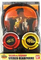 "Ryan & Burnaby Stereo Headphones ""Tiger & Bunny The Movie -The Rising-"" Premium Bandai Limited"