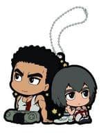 Akihiro & Masahiro 「 Rubber strap Buddy Kore MOBILE SUIT GUNDAM: IRON-BLOODED ORPHANS Tetsuketsu no Kizuna Hen 」