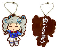 Yuka Todo (hold your umbrella firmly) 「 Tamakore Aikatsu!! Kakugen Rubber strap 」