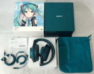 Hatsune Miku model h. ear on (MDR-100A) headphone 「 Vocaloid 」