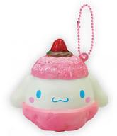 シナモン(シュークリーム/イチゴ) ぷにぷにマスコット 「シナモロール」