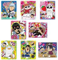 """All 8 kinds of sets """"Gintama × Okawa Bubble Oshanti Acrylic Mascot"""""""