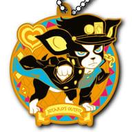 Igie (Jotaro Kujo) 「 Rubber strap JOJO'S BIZARRE ADVENTURE Part 3 Stardust Crusaders Igie's Strange Cosplay GOLD. ver 」