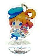 Fukuharaan 「 Pretty Rhythm: Rainbow Live ×animatecafe Trading Acrylic Stand Key Holder 」