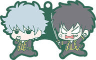 "Hijikata Juro & Sakata Gin Time ""Gintama Rubber Mascot Buddy College Deputy Managers 24 Hours"""