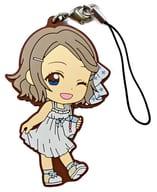 Watanabe-yo ONE PIECEver. Rubber Strap Mini Character Irusutoresonzu 「 Ichiban KUJI Love Live! Sunshine!! 5 th 」 L Award