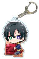 Saburo Yamada Mini Character Acrylic Key Holder 「 Hypnosis Mic -Division Rap Battle - 」