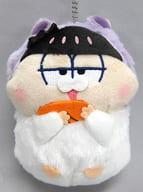 Hitotsumatsu Ham Matsu Dangling Plush toy 「 Osomatsu 」 Animate Girls Festival 2018 Goods