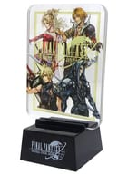 [Secret] Collection 「 Final Fantasy LED Flash Plate Collection Limited to 」 Universal Studios Japan