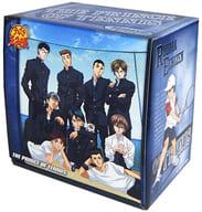 青春學園 DVD 徵收 BOX 「DVD 網球王子」動畫全卷買進優待