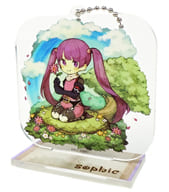 Sophie 「 Tales of Graces F Character Actor Chronicle Trading Acrylic Stand Key Holder 」