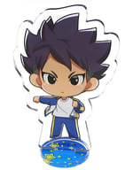 Kosomaru Sasuke 「 INAZUMA ELEVEN Orion no Inkoku ×PRINCESS CAFE Acrylic Stand (Mini Character) 」