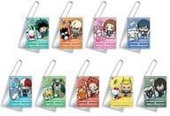 全9種セット 「僕のヒーローアカデミア×サンリオキャラクターズ スライドミラー」