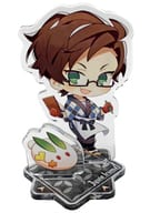 「 Hypnosis Mic - Division Rap Battle - in SWEETS PARADISE round3 Trading Acrylic Stand 」
