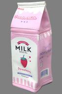 牛奶包風草莓牛奶看台小包裏面葦子 2019 年 10 月號附錄