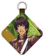 Cecil Aijima 「 Leather Key Chain Collection ji Love Kingdom Leather Key Chain Collection SHININGver. 」 Utano Prince Sama
