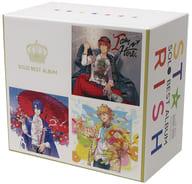 [單品 ] ST ☆RISH 全卷徵收 BOX 「歌的☆王子♪獨唱最好的相簿」動畫全卷買進優待