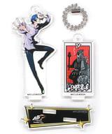 Yusuke Kitagawa 「 Persona 5 The Royal ×PRINCESS CAFE Acrylic Key Stand 」