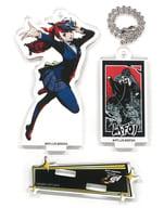 Kasumi Yoshizawa 「 Persona 5 The Royal ×PRINCESS CAFE Acrylic Key Stand 」