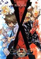 A3 Clear Poster Tsuna Sawada 「 Tutor Hitman REBORN! 」 Catch Phrase Grand Prix 2011