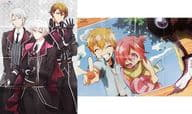 A1 Double-sided Super Large Poster (Eight Fold) TRIGGER / Collection 「 Idolish7 / Toilet-Bound Hanako-kun 」 PASH! Appendix of the May 2020 issue