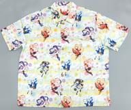 集合 アロハシャツ フルカラー Mサイズ 「ご注文はうさぎですか??」 C96グッズ