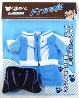 "A. Iwaki High School (Jersey) Kumameito Miniature Costume ""Free!"""