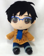 "Yoshinobu Katsuri plush toy ""Yuri !!! on ICE"""
