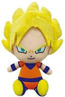 Super Saiyajin Monkey King Chibi Plush toy 「 Dragon Ball Z 」