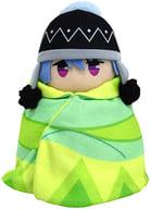 Shimarin Secret Society Blanket Plush toy 「 DMM Scratch Laid-Back Camp △ SEASON2 」 A-2 Award