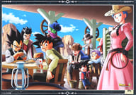 """Western Style """"Dragon Ball Super"""" Jigsaw Puzzle 1000 Piece [1000T-90]"""