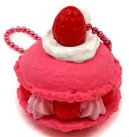 Macaron 「 Petit Sample Series, Strawberry Love Mascot 」
