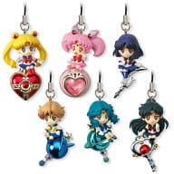 Set of 6 Kinds 「 Twinkle Dolly Sailor Moon 2 」