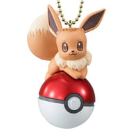 1. Eevee & Monster Ball 「 Twinkle Dolly Pokemon 」