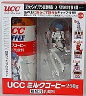 Rei Ayanami Evangelion: 3.0 You Can (Not) Redo. UCC Milk Coffee 250g with Special Figure Set