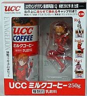 Shikiwa, Asuka, Langley Evangelion: 3.0 You Can (Not) Redo. UCC Milk Coffee 250g Special Set with Figures
