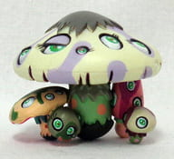 Mushrooms/Revolurions 「 Takashi Murakami's SUPER FLAT MUSEUM 」 Edition