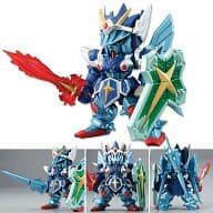 FW GUNDAM CONVERGE EX06 Full Armor Knights Gundam