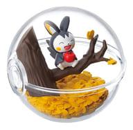 4. Oryoku-no-Aki (Emolga) 「 Pocket Monsters Terrarium Collection ~ Amidst the surrounding season ~ 」