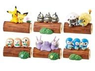 Set of 6 Kinds 「 Pocket Monsters Line up! Connect! Nakayoshi no Ki 」