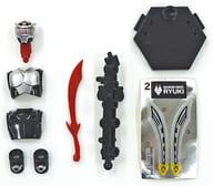 2) Dragon rider (armor) 「 SO-DO CHRONICLE MASKED RIDER RYUKI 」