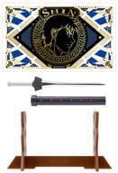 1) Shin B 「 Kingdom Weapons Collection 」