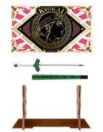 3) Kyo Uqai Qalǰa B 「 Kingdom Weapons Collection 」