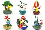Set of 6 Kinds 「 Pocket Monsters Pokette Bonsai 」