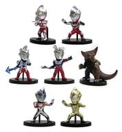 7-variety set 「 CONVERGE MOTION Ultraman 」